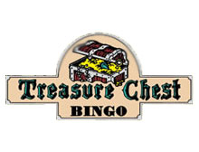 Treasure Chest Bingo